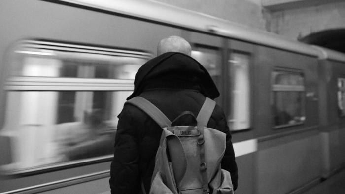 Евгений Гранильщиков / «Unfinished Film», кадр из видео / 2015