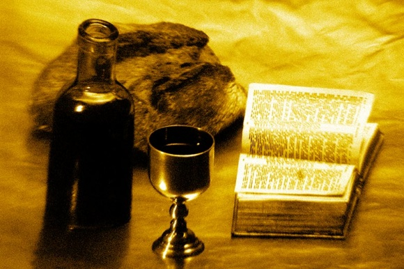 Гор Чахал / «Хлеб и Вино и Сущий Господь» / 2009