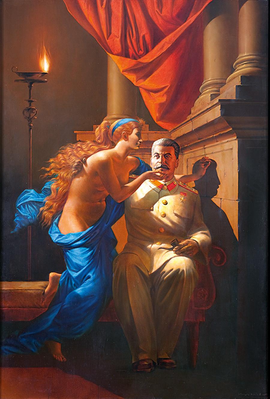 Комар&Меламид / из серии «Ностальгический соцреализм» / 1982–83