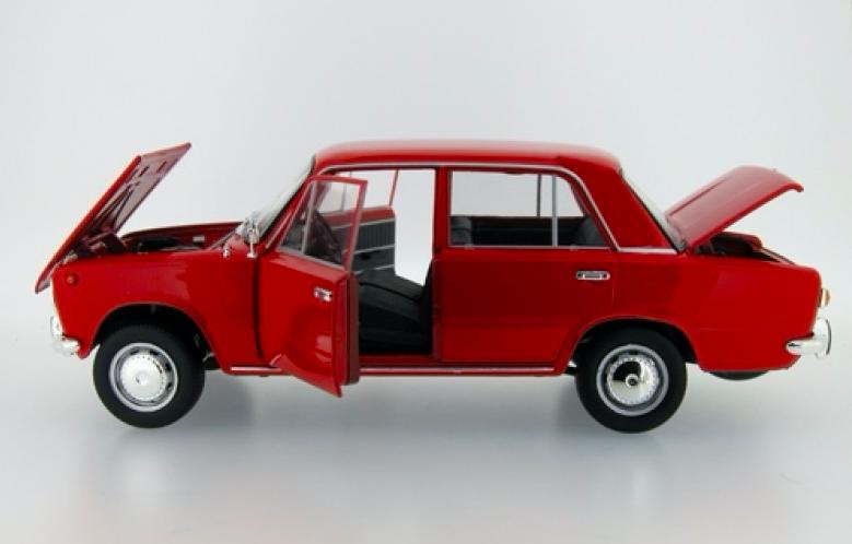 издатель: Ашет Коллекция - модель «ВАЗ-2101», 1971г. в масштабе 1:8