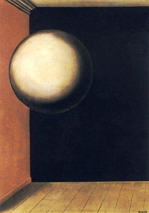 Рене Магритт / «Secret Life IV» / 1928