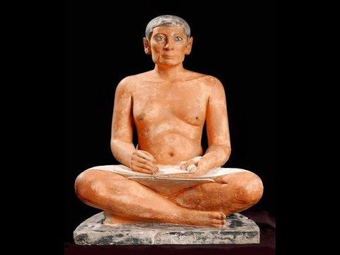 Unknown / «Статуя писца Каи» / Около 2500 до н.э. (4/5 династия)