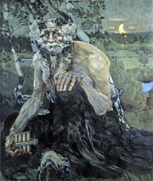 Михаил Врубель / «Пан» / 1899