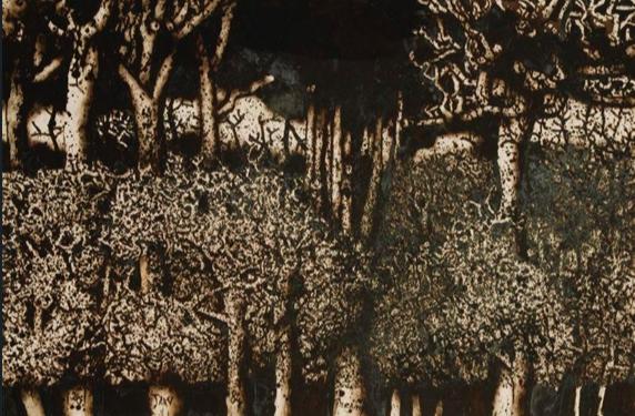 художни Марио ПРАССИНОС (1916-1985) / «Untitled»