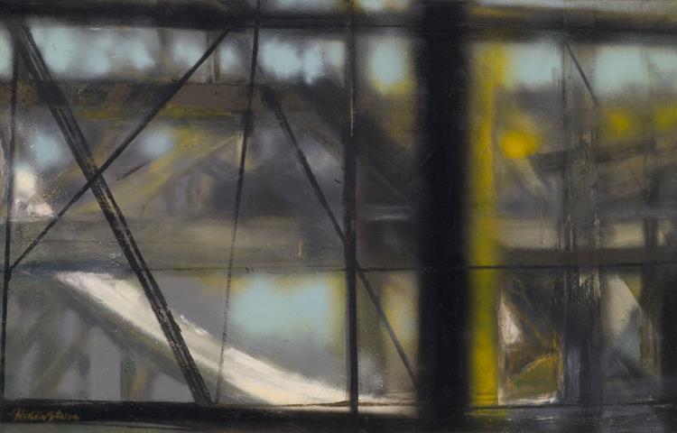 художница Хедда СТЕРН (1910-2011) / «New York City»