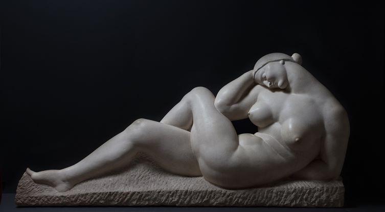 скульптор / архитектор Иван МЕШТРОВИЧ (1883-1962) / «Сновидения»