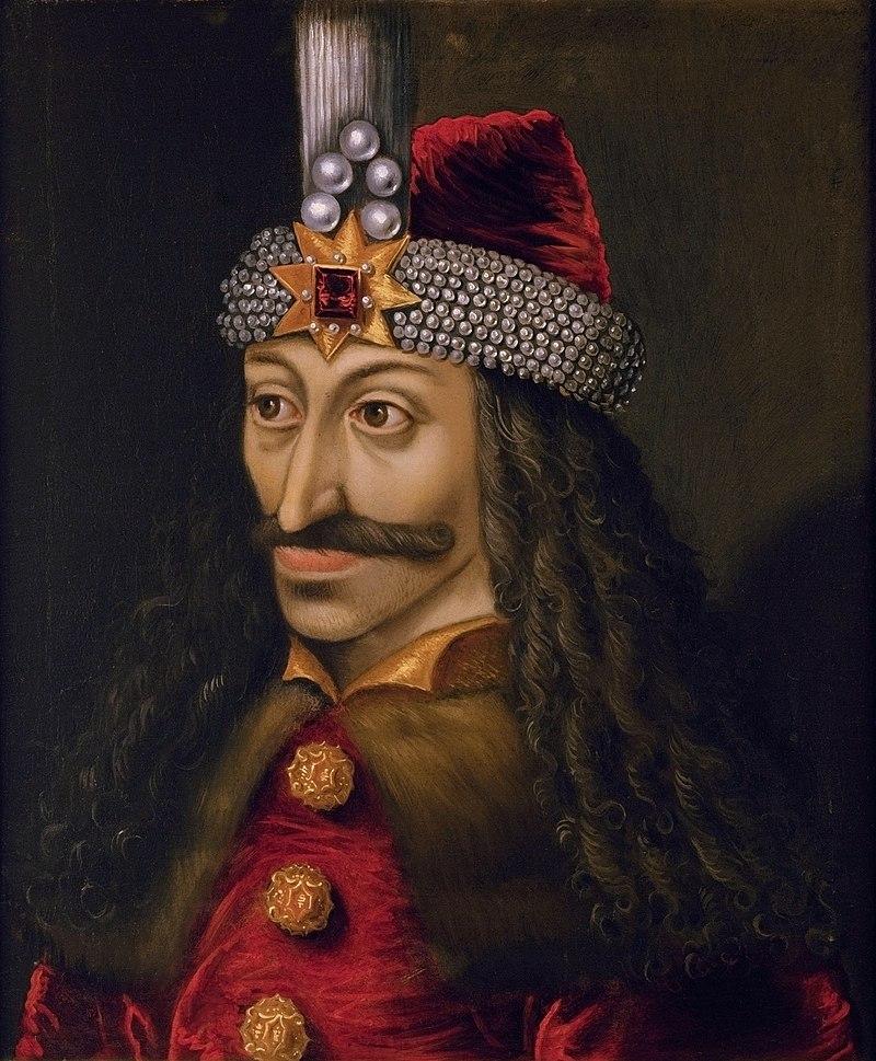 Anonymous / «Господарь Валахии - Влад III Цепеш» / XVIв.