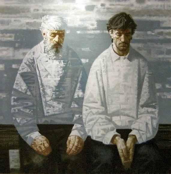 Игорь Кравцов / «Тишина. Отец и сын» / 2009